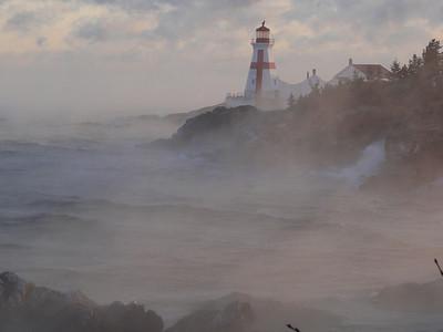 winter seasmoke