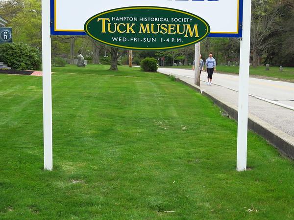 Hampton Historical Society, May 13, 2016