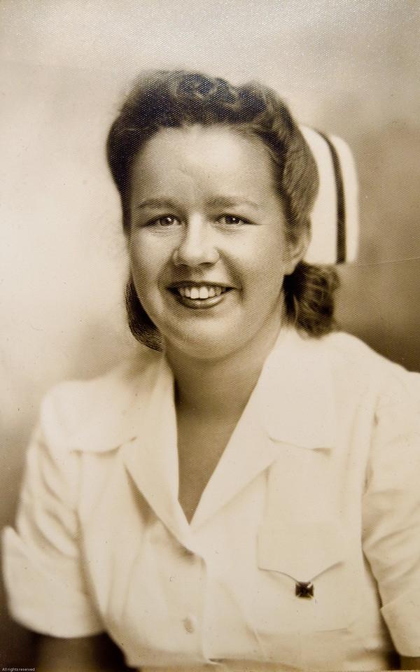 Winifred Marion Fogg (1922-2001)