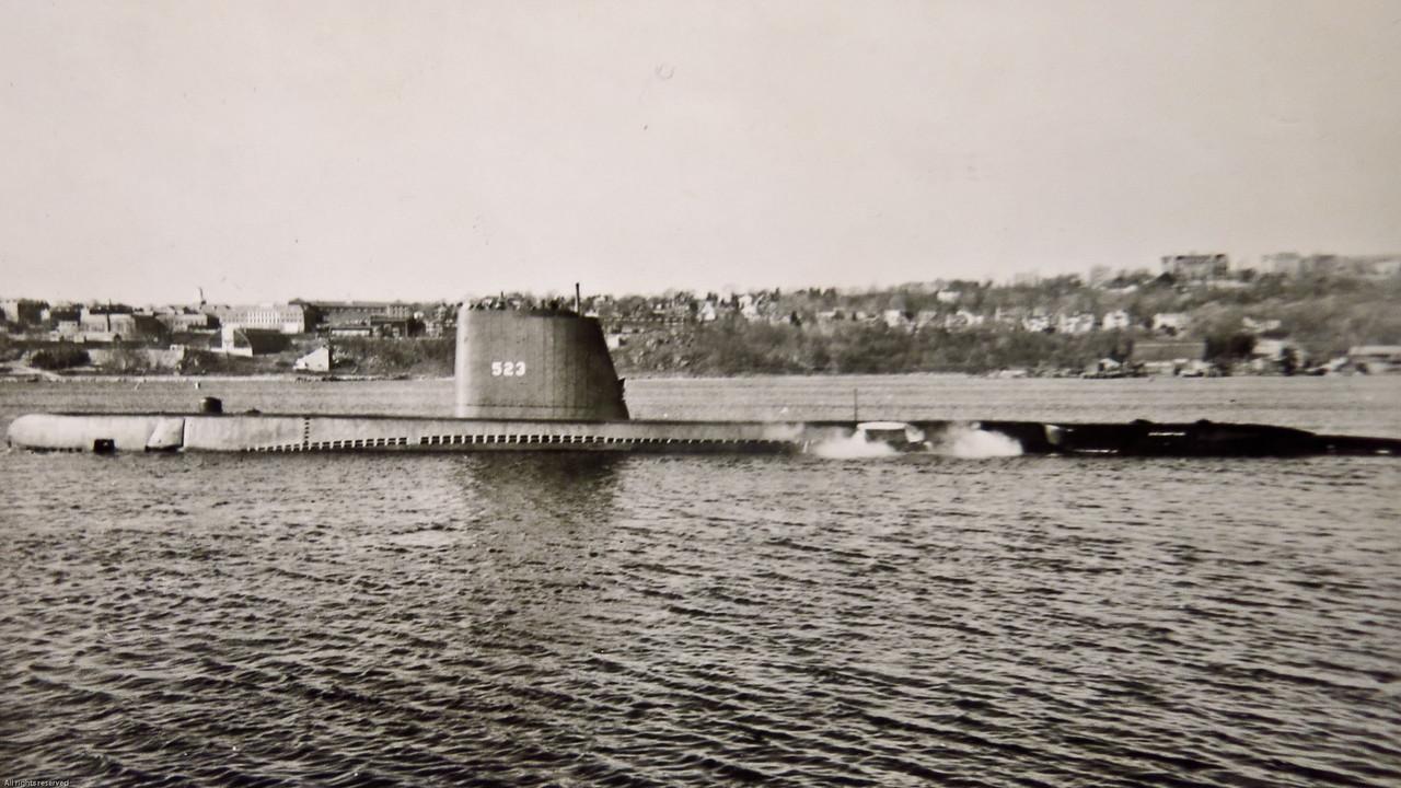 Willis served on this Navy submarine