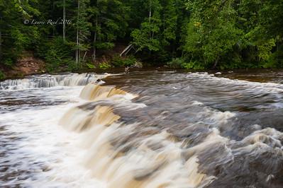 Lower Tahquamenon Falls.