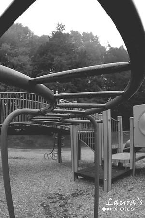 Foggy Playground