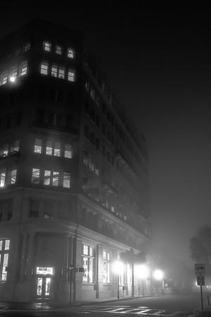 A Foggy Night in Charleston 2017-9