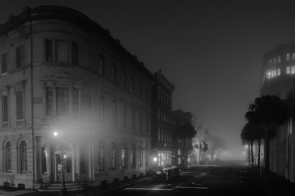 A Foggy Night in Charleston 2017-8