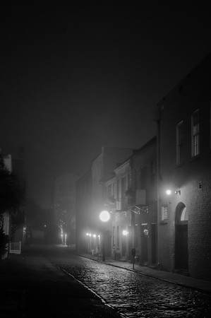 A Foggy Night in Charleston 2017-7