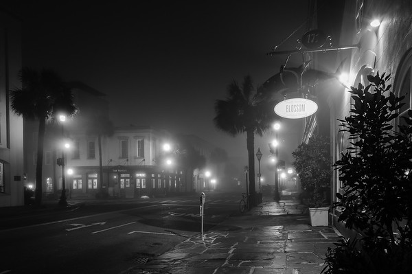 A Foggy Night in Charleston 2017-6