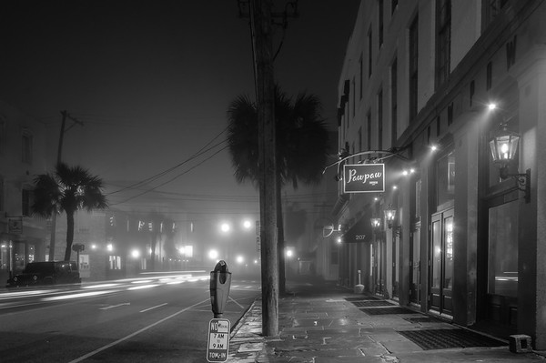 A Foggy Night in Charleston 2017-4