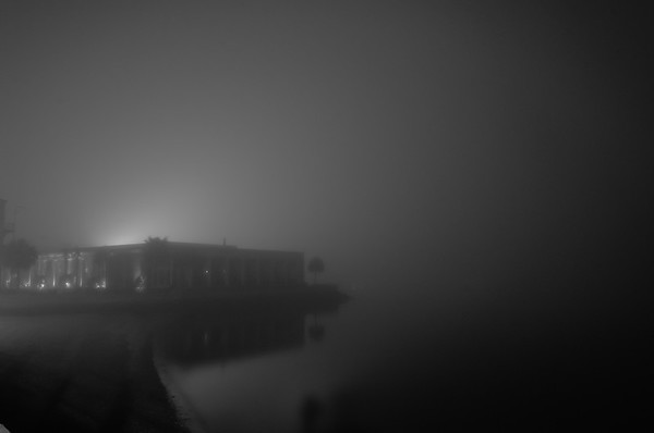 A Foggy Night in Charleston 2017-11