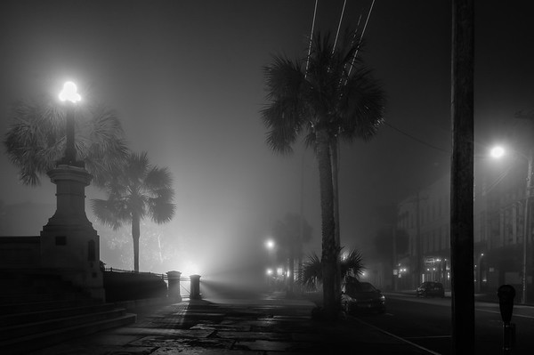 A Foggy Night in Charleston 2017-2