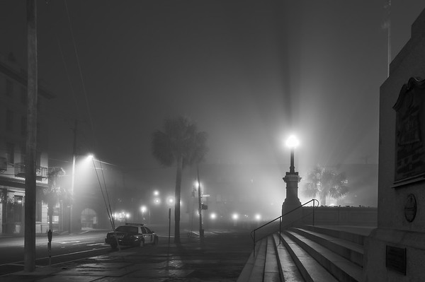 A Foggy Night in Charleston 2017-1
