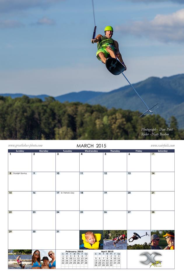 November Rider - Nate Beahm