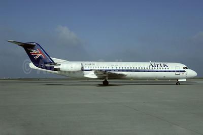 Airline Color Scheme - Introduced 1992 - Best Seller