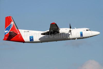 Amapola Flyg Fokker F.27 Mk. 050 PH-LMB (msn 20119) (MagicBird Cargo colors) ARN (Stefan Sjogren). Image: 933388.