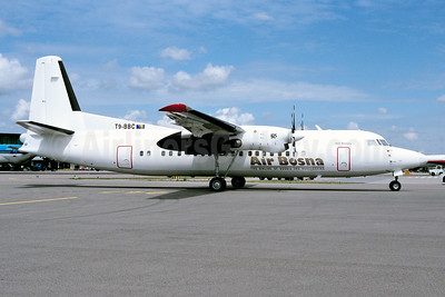 Leased from Flugfelag Nordurlands (Norlandair) on June 5, 2002