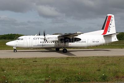 CityJet (VLM Airlines) Fokker F.27 Mk. 050 OO-VLM (msn 20135) NTE (Paul Bannwarth). Image: 920298.