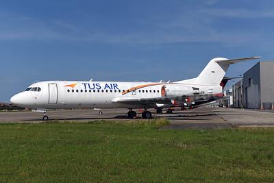 Tus Air Fokker F.28 Mk. 0070 5B-DDB (msn 11561) MST (Ton Jochems). Image: 951327.