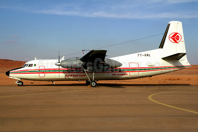 Air Algerie Fokker F.27 Mk. 400 7T-VRL (msn 10495) TMX (Jacques Guillem Collection). Image: 934062.