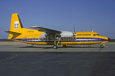 Air Martinique Fokker F.27 Mk. 100 F-BVTO (F-OGIM) (msn 10247) (Jacques Guillem Collection). Image: 954288.