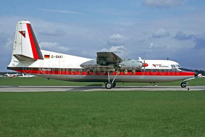 IFG-Inter Regional Fokker F.27 Mk. 100 D-BAKI (msn 10103) HAJ (Jacques Guillem Collection). Image: 920930.