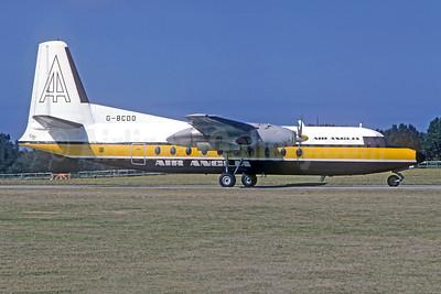 Air Anglia Fokker F.27 Mk. 200 G-BCDO (msn 10234) (Christian Volpati Collection). Image: 950984.