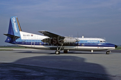 KLM CityHopper Fokker F.27 Mk. 500 PH-KFI (msn 10603) (Richard Vandervord). Image: 905804.