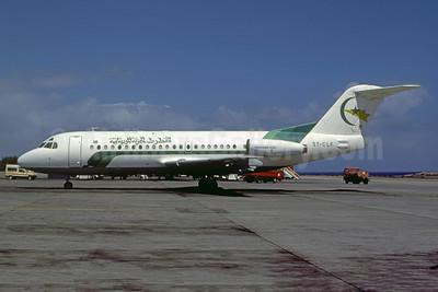 Crashed on landing in a sandstorm at Tidjika, Mauritania on July 1, 1994, 80 killed
