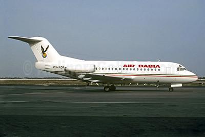Air Dabia Fokker F.28 Mk. 1000 C5-ADF (msn 11052) ABJ (Jacques Guillem Collection). Image: 922666.