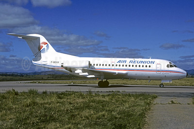 "Airline Color Scheme - Introduced 1987 - ""Karibou"""