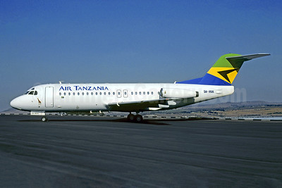 Air Tanzania (2nd) (South African Airways) Fokker F.28 Mk. 4000 5H-MVK (msn 11236) HLA (Christian Volpati Collection). Image: 954251.