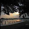 Dusk, Navesink River, Red Bank, New Jersey