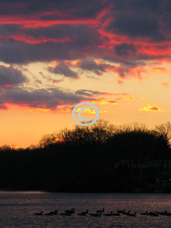 A Spectacular Sunset