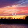 Dusk, Shadow Lake, New Jersey