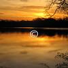 Sunset, Shadow Lake, New Jersey