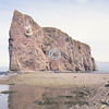 Rock of Perce, Gaspe Peninsula, Quebec, Canada
