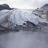Glacier, near Valdez, Alaska
