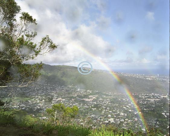 Rainbow, Honolulu
