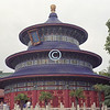Chinese Pavilion, Epcott Center, Florida