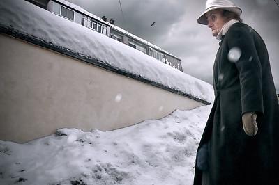 Urban Winter Walks
