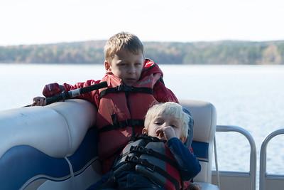 Trip November 21, 2015 to Jordon Lake