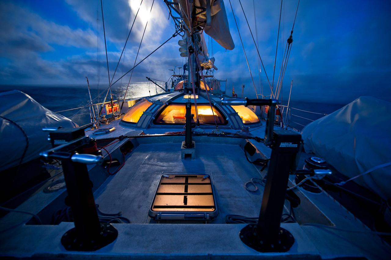 TARA OCEANS EXPEDITION - ACORES - ATLANTIQUE
