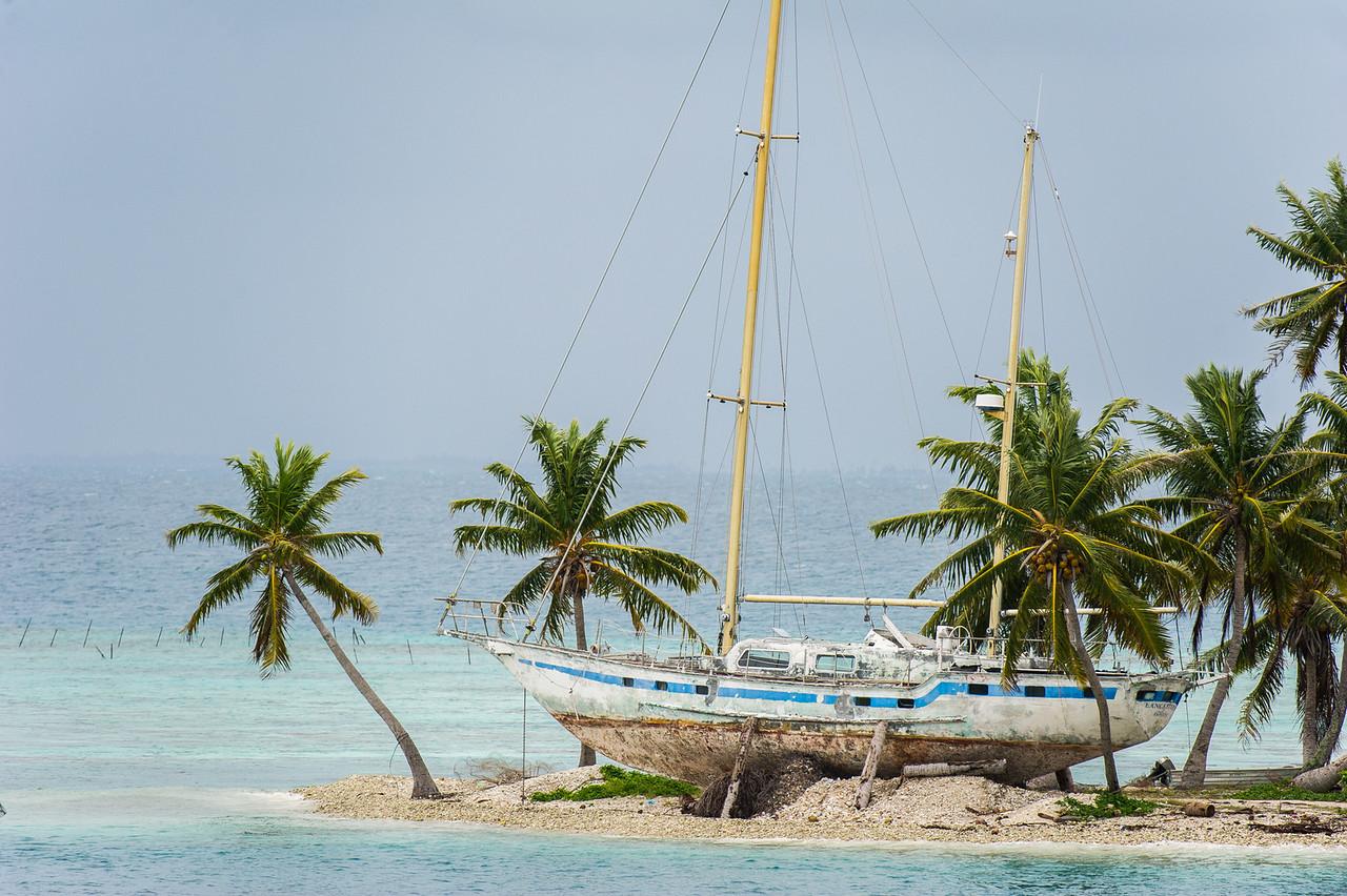 2012 september - Polynesie - Voyage en cargo / Trip on board a freighter