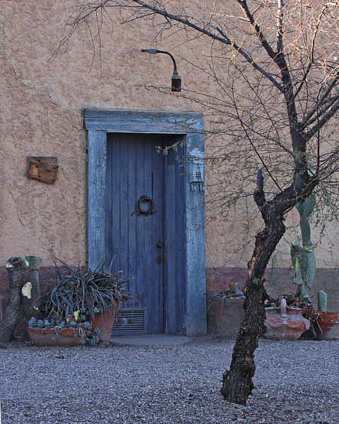The Old Elysian Grove Market:  Tucson, AZ