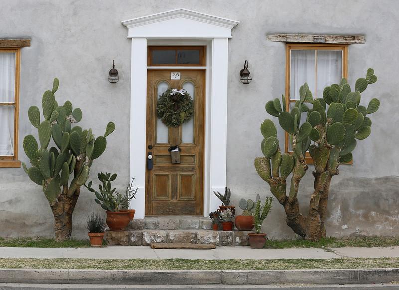 Meyer St.,Tucson, AZ (January, 2014)