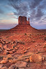 Monument Valley-West Mitten Butte