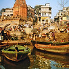 main ghat, Varanasi
