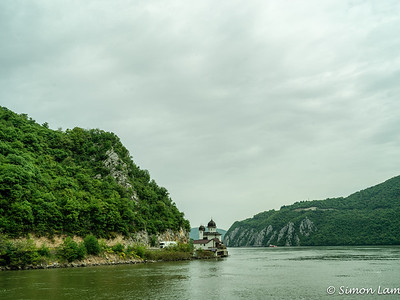 Iron Gate, Danube