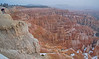 """The View"" of Bryce Amphitheater, part of Bryce Canyon, Utah (March 23, 2013)"