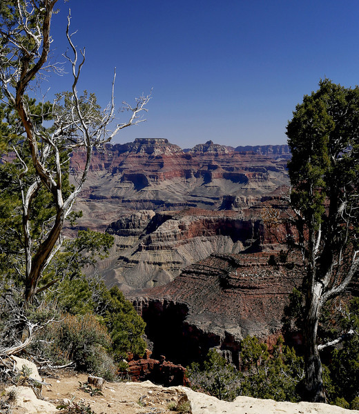 Grand Canyon, Maricopa Point: March 19, 2014