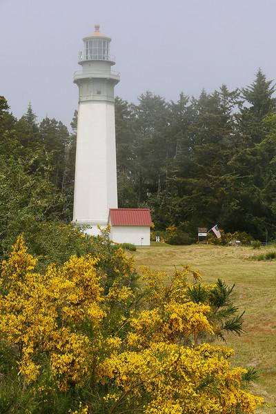Old Westport, WA lighthouse (6-7-2014)