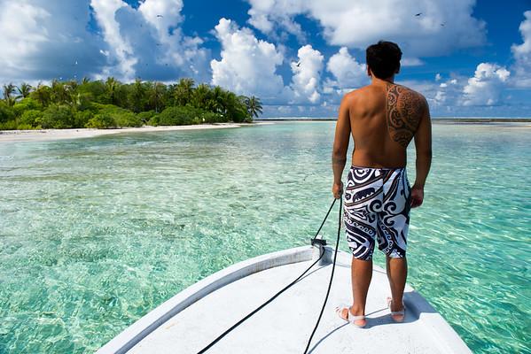 ATOLL OF FAKARAVA - TUAMOTU ARCHIPELAGO - FRENCH POLYNESIA